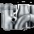 Детали трубопроводов нержавеющие приварные