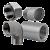 Детали трубопроводов нержавеющие резьбовые