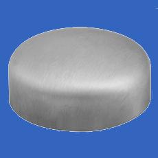 Заглушка нержавеющая 133,0х4,0 ГОСТ 17379-2001 AISI 321 / 1.4541 / 12X18H10T эллиптическая
