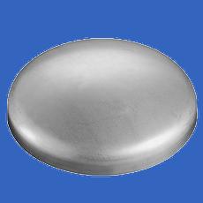 Заглушка нержавеющая 154,0х2,0 DIN 11852 AISI 304 (L) / 1.4301 (7) / 08X18H10 эллиптическая